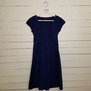 Navy dress by The Limited, sz 0